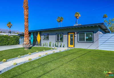 Palm Springs Single Family Home For Sale: 4018 E Paseo Luisa