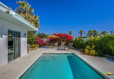 Palm Springs Single Family Home For Sale: 900 S Paseo Caroleta