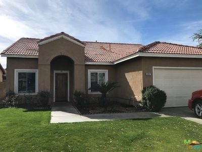 Indio Single Family Home For Sale: 83637 Boise Court