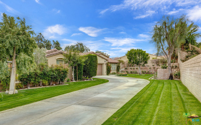 Palm Springs Single Family Home For Sale: 1799 Sand Canyon Way
