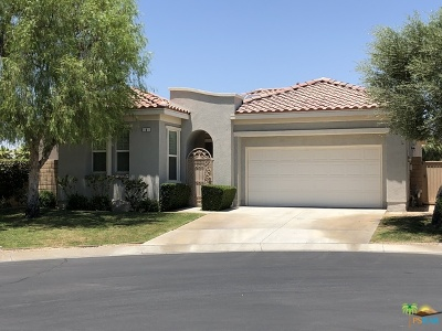 Rancho Mirage Single Family Home For Sale: 4 Pyramid Lake Court