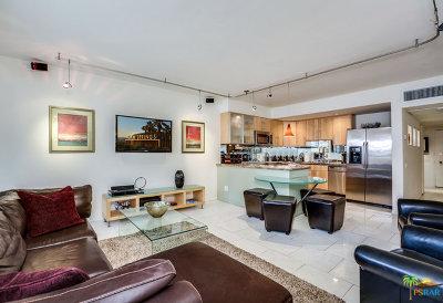 Palm Springs Condo/Townhouse For Sale: 277 E Alejo Road #204