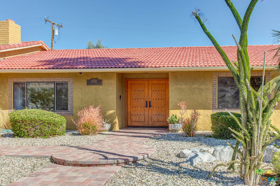Palm Springs CA Single Family Home For Sale: $789,000