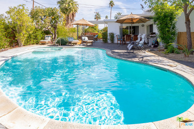 Palm Springs Single Family Home For Sale: 1488 N Riverside Drive