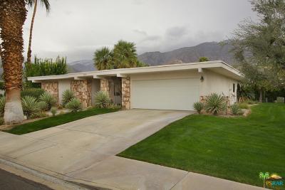 Palm Springs Condo/Townhouse For Sale: 2375 S Toledo Avenue