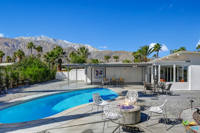 Palm Springs CA Single Family Home For Sale: $725,000
