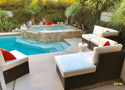 Palm Springs Condo/Townhouse For Sale: 3552 Melody Lane