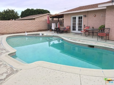 Indio Single Family Home For Sale: 82804 Jamestown Avenue
