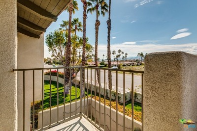 Palm Springs Condo/Townhouse For Sale: 351 N Hermosa Drive #2D2
