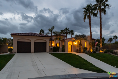 Rancho Mirage Single Family Home For Sale: 35207 Vista Del Monte