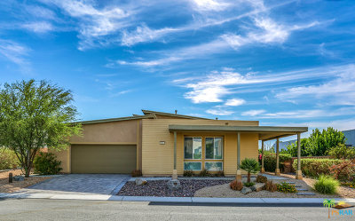 Palm Springs Single Family Home For Sale: 682 Axis Way