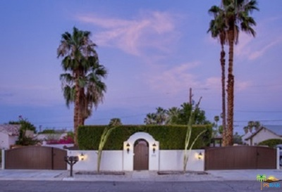 Palm Springs Multi Family Home For Sale: 572 S Calle Encilia