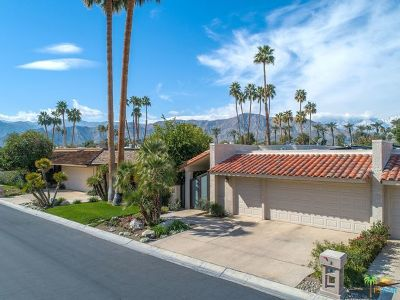 Rancho Mirage Single Family Home Contingent: 23 Dartmouth Drive