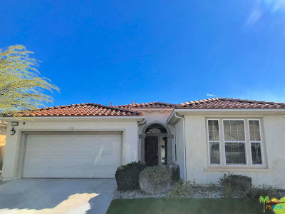 Palm Springs Single Family Home Contingent: 3624 Cliffrose
