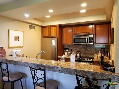 Palm Desert Condo/Townhouse Sold: 45750 San Luis Rey Avenue #167