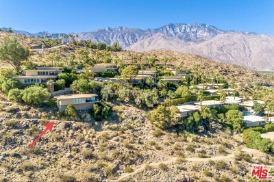 Palm Springs Condo/Townhouse For Sale: 2141 Southridge Drive