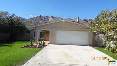 La Quinta Single Family Home Contingent: 52525 Avenida Carranza