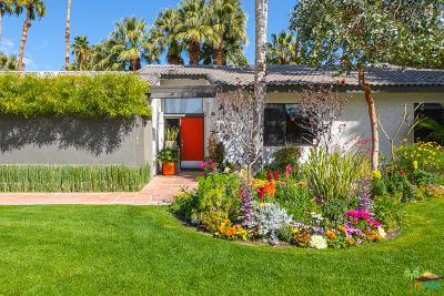 Palm Springs Single Family Home For Sale: 3194 E Cajon Circle