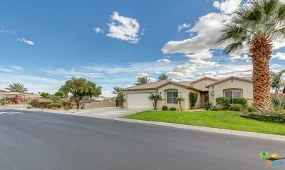 Indio Single Family Home For Sale: 83205 Shadow Hills Way