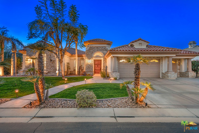 Rancho Mirage Single Family Home For Sale: 15 Via Verde