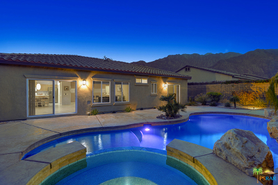 Palm Springs Single Family Home Contingent: 932 Mira Grande