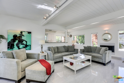Palm Springs Single Family Home For Sale: 603 S El Cielo Road