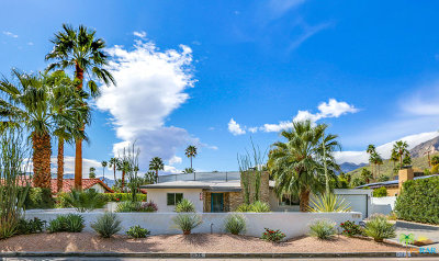 Palm Springs Single Family Home For Sale: 175 E Ocotillo Avenue