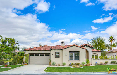 La Quinta, Palm Desert, Indio, Indian Wells, Bermuda Dunes, Rancho Mirage Single Family Home For Sale: 5 Bellisimo Court