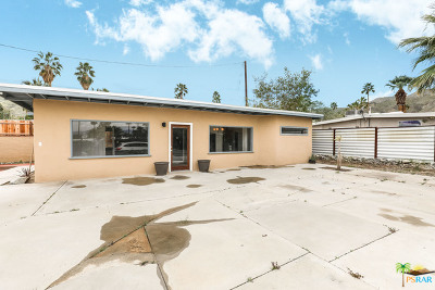 Cathedral City Single Family Home Contingent: 68259 Grandview Avenue