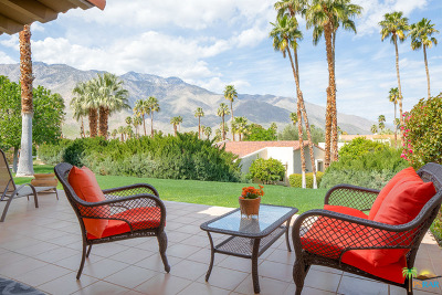 Palm Springs Condo/Townhouse For Sale: 3622 E Bogert #B