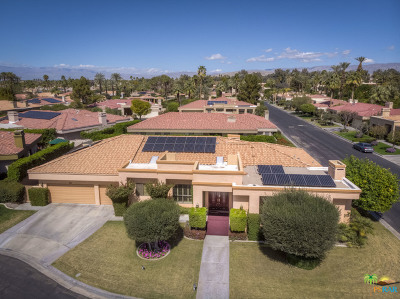Rancho Mirage Single Family Home Contingent: 30 Del Rey