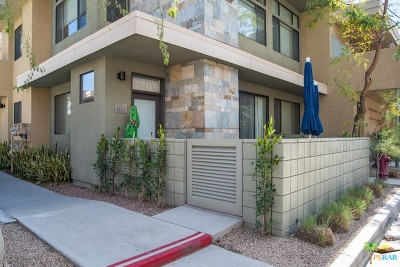 Palm Springs Condo/Townhouse For Sale: 970 E Palm Canyon Drive #101