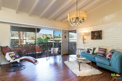 Rancho Mirage Single Family Home Contingent: 69850 Highway 111 #224