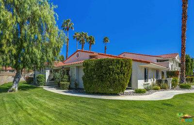 Palm Springs Condo/Townhouse For Sale: 2701 E Mesquite Avenue #A1