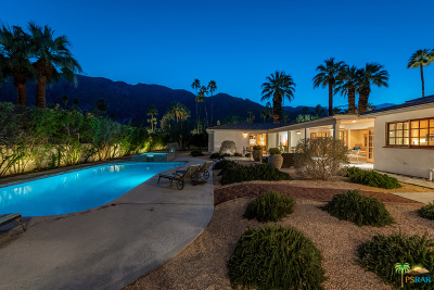Palm Springs Single Family Home For Sale: 377 Camino Del Sur