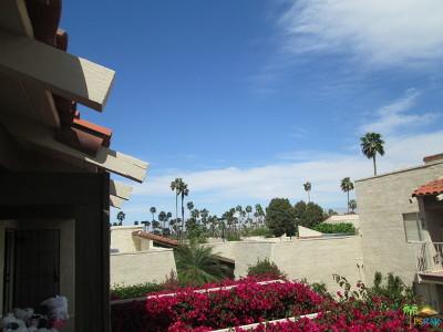 Palm Springs Condo/Townhouse For Sale: 351 E Via Carisma #96