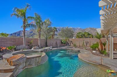 Palm Springs Single Family Home For Sale: 719 Ventana Ridge