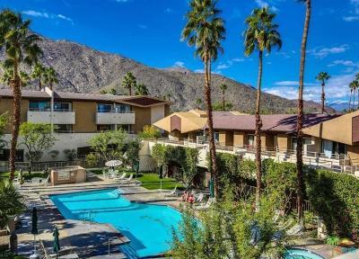 Palm Springs Condo/Townhouse For Sale: 471 S Calle El Segundo #C6