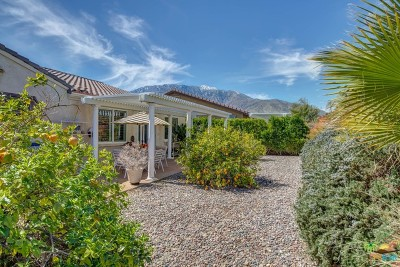 Palm Springs Single Family Home For Sale: 1898 Savanna Way