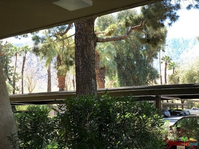 Palm Springs Condo/Townhouse For Sale: 701 N Los Felices Circle #100