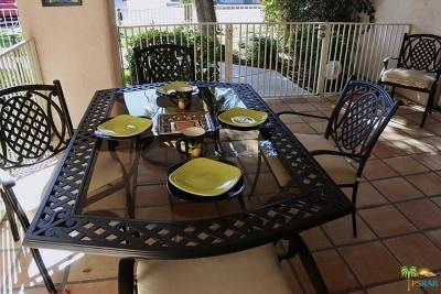 Palm Springs Condo/Townhouse For Sale: 500 E Amado Road #203