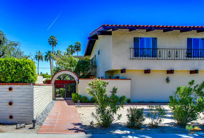 Palm Springs Multi Family 5+ For Sale: 550 S El Cielo Road