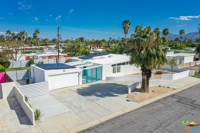 Palm Springs Single Family Home For Sale: 2890 E Wyman Drive