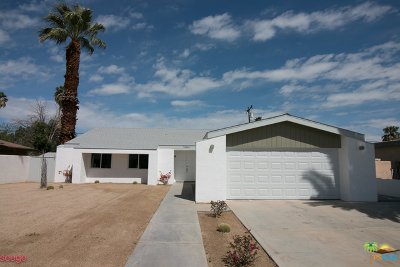 Palm Desert Single Family Home For Sale: 73300 San Nicholas Avenue