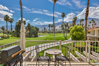 Palm Springs Condo/Townhouse For Sale: 500 S Farrell Drive #F46