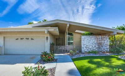 Palm Springs CA Condo/Townhouse For Sale: $465,000