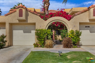 Palm Springs CA Condo/Townhouse For Sale: $180,000
