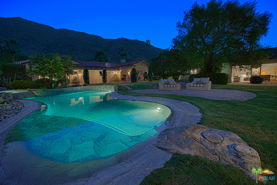Palm Springs Single Family Home For Sale: 233 W Crestview Drive