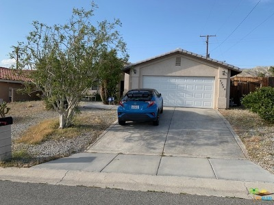Single Family Home For Sale: 67350 San Fidel Way