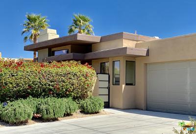 Palm Springs Condo/Townhouse Contingent: 625 E Chuckwalla Road